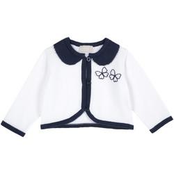 tekstylia Dziecko Swetry rozpinane / Kardigany Chicco 09096803000000 Biały