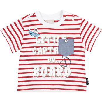 tekstylia Dziecko T-shirty z długim rękawem Chicco 09006680000000 Czerwony