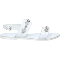 Buty Dziewczynka Sandały Holalà HT0022L Biały