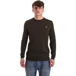 tekstylia Męskie Swetry Antony Morato MMSW01066 YA500057 Zielony