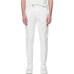 tekstylia Męskie Chinos Antony Morato MMTR00496 FA800129 Biały