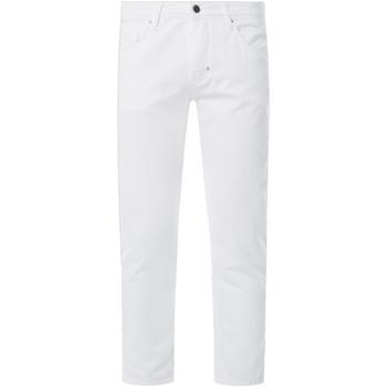 tekstylia Męskie Jeansy slim fit Antony Morato MMTR00502 FA900123 Biały
