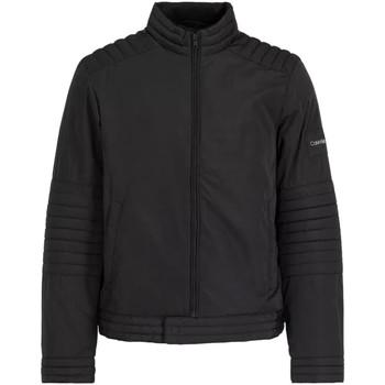 tekstylia Męskie Bluzy dresowe Calvin Klein Jeans K10K104435 Czarny