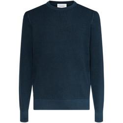 tekstylia Męskie Swetry Calvin Klein Jeans K10K104721 Niebieski