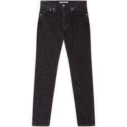 tekstylia Męskie Jeansy straight leg Calvin Klein Jeans J30J313032 Czarny