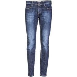 tekstylia Męskie Jeansy slim fit U.S Polo Assn. 53291 51321 Niebieski