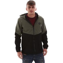 tekstylia Męskie Bluzy dresowe U.S Polo Assn. 52334 52251 Zielony
