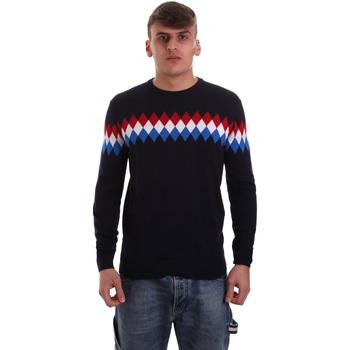 tekstylia Męskie Swetry U.S Polo Assn. 52477 48847 Niebieski