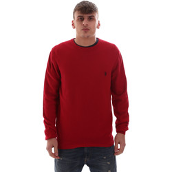 tekstylia Męskie Swetry U.S Polo Assn. 52470 52612 Czerwony