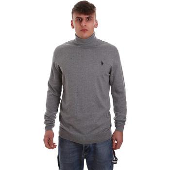 tekstylia Męskie Swetry U.S Polo Assn. 52484 48847 Szary