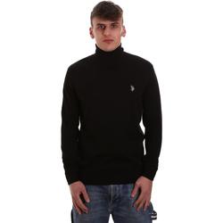 tekstylia Męskie Swetry U.S Polo Assn. 52484 48847 Czarny