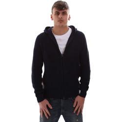 tekstylia Męskie Bluzy dresowe U.S Polo Assn. 52382 52229 Niebieski