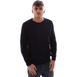 tekstylia Męskie Swetry U.S Polo Assn. 52379 52229 Niebieski