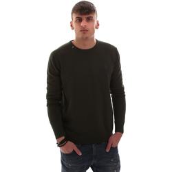 tekstylia Męskie Swetry U.S Polo Assn. 52376 52228 Zielony