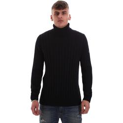 tekstylia Męskie Swetry Navigare NV10233 Niebieski