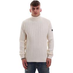tekstylia Męskie Swetry Navigare NV10233 Biały
