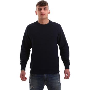 tekstylia Męskie Bluzy Navigare NV21009 Niebieski