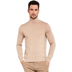 tekstylia Męskie Swetry Gaudi 921FU53001 Beżowy