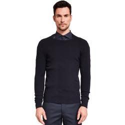 tekstylia Męskie Swetry Gaudi 921FU53015 Niebieski