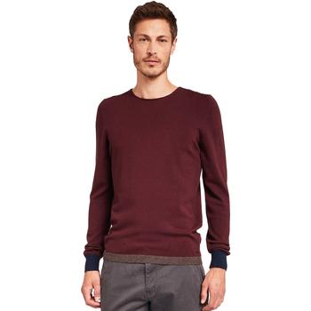 tekstylia Męskie Swetry Gaudi 921FU53039 Czerwony