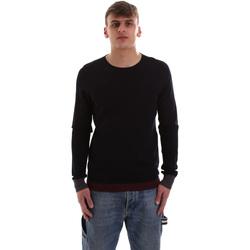 tekstylia Męskie Swetry Gaudi 921FU53039 Niebieski