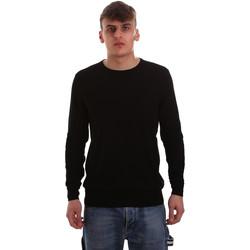 tekstylia Męskie Swetry Gaudi 921BU53004 Czarny