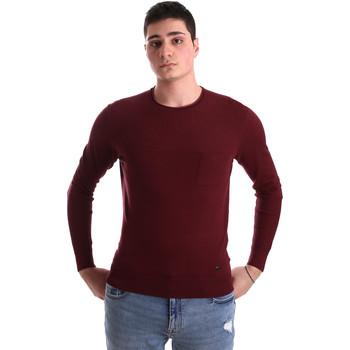 tekstylia Męskie Swetry Gaudi 921BU53004 Czerwony