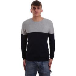 tekstylia Męskie Swetry Gaudi 921BU53010 Niebieski