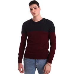 tekstylia Męskie Swetry Gaudi 921BU53010 Czerwony