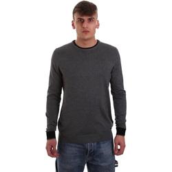 tekstylia Męskie Swetry Gaudi 921BU53012 Szary
