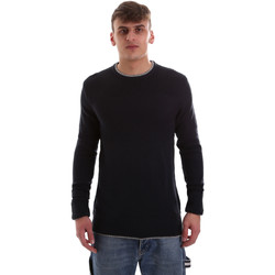 tekstylia Męskie Swetry Gaudi 921BU53022 Niebieski