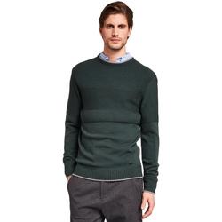 tekstylia Męskie Swetry Gaudi 921BU53022 Zielony