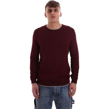 tekstylia Męskie Swetry Gaudi 921BU53036 Czerwony