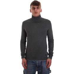 tekstylia Męskie Swetry Gaudi 921BU53040 Szary