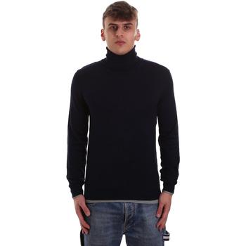 tekstylia Męskie Swetry Gaudi 921BU53040 Niebieski