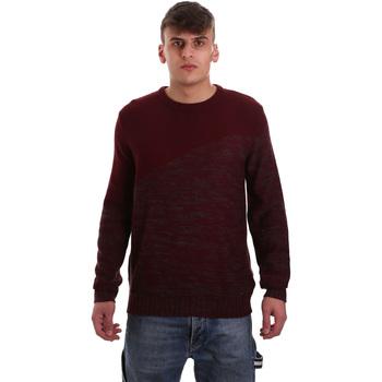 tekstylia Męskie Swetry Gaudi 921BU53049 Czerwony