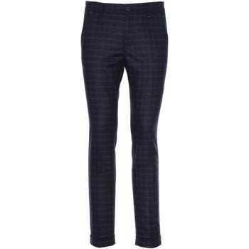 tekstylia Męskie Spodnie od garnituru  Nero Giardini A970573U Niebieski