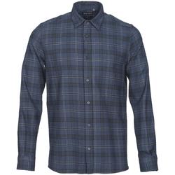 tekstylia Męskie Koszule z długim rękawem Antony Morato MMSL00551 FA410123 Niebieski