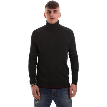 tekstylia Męskie Swetry Antony Morato MMSW00958 YA500002 Szary
