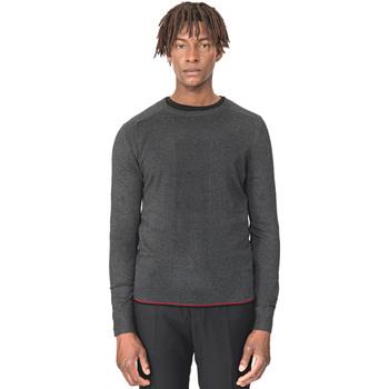 tekstylia Męskie Swetry Antony Morato MMSW00959 YA500002 Szary