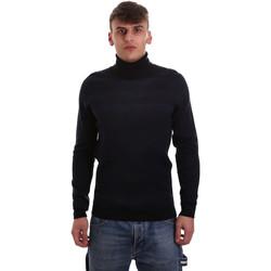 tekstylia Męskie Swetry Antony Morato MMSW00986 YA400006 Niebieski