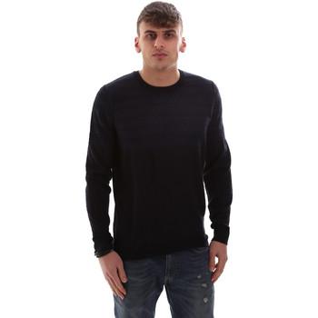 tekstylia Męskie Swetry Antony Morato MMSW00994 YA400006 Niebieski