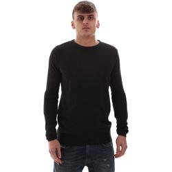 tekstylia Męskie Swetry Antony Morato MMSW00999 YA200038 Szary