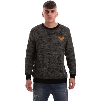 tekstylia Męskie Swetry Antony Morato MMSW01013 YA100035 Szary