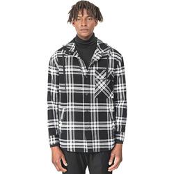 tekstylia Męskie Koszule z długim rękawem Antony Morato MMSL00555 FA410113 Czarny
