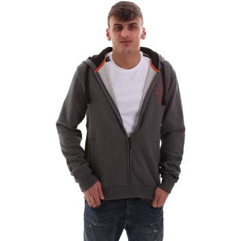 tekstylia Męskie Bluzy Ea7 Emporio Armani 6GPM20 PJ07Z Szary