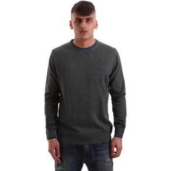 tekstylia Męskie Swetry Navigare NV10217 30 Szary