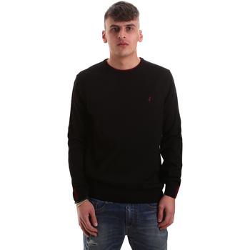 tekstylia Męskie Swetry Navigare NV10217 30 Czarny