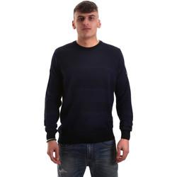 tekstylia Męskie Swetry Navigare NV10218 30 Niebieski