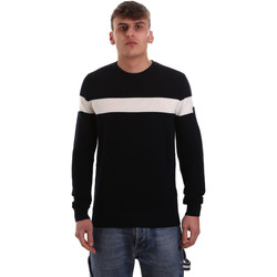 tekstylia Męskie Swetry Navigare NV10250 30 Niebieski
